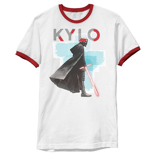 Men's Star Wars: The Rise of Skywalker Sinister Kylo Graphic Tee