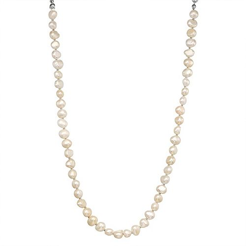 SONOMA Goods for Life™ Simulated Pearl Beaded Necklace