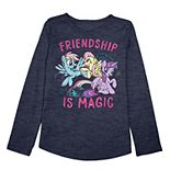"Girls 4-12 Jumping Beans® My Little Pony ""Friendship Is Magic"" Graphic Tee"