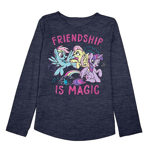 """Girls 4-12 Jumping Beans® My Little Pony """"Friendship Is Magic"""" Graphic Tee"""