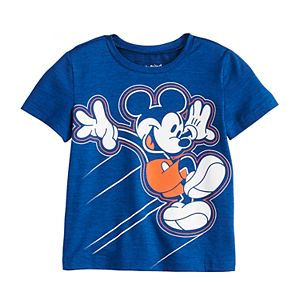 Disney's Mickey Mouse Toddler Boy Mesh Graphic Tee by Jumping Beans