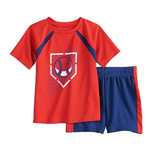 Paw Patrol Boys Outfits Short Shirt 2 pc set 3T 4T Work Hard Play Harder