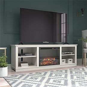 Ameriwood Home Edgewood Fireplace Television Stand