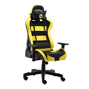 Techni Sport Yellow TS-91 Office-PC Gaming Chair