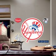 Fathead® New York Yankees Logo Wall Decal