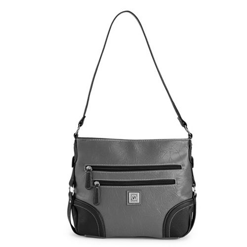 Stone & Company Leather Shoulder Bag