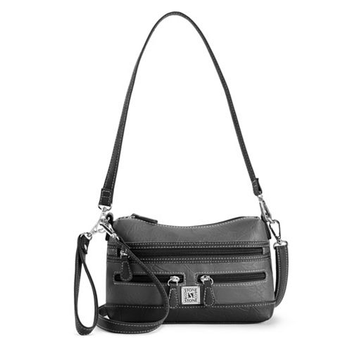 Stone & Company Leather Convertible Crossbody Bag