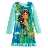 Girls 4-10 Disney Princess Jasmine Dorm Nightgown