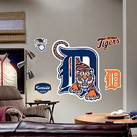 Fathead® Detroit Tigers Logo Wall Decal