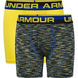 Boys 8-20 Under Armour 2-Pack Twist Performance Boxers