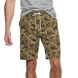 Men's Sonoma Goods For Life® Jersey Pajama Shorts