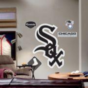 Fathead® Chicago White Sox Logo Wall Decal