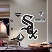 Fathead® Chicago White Sox Logo Wall Decal