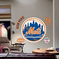 Fathead® New York Mets Logo Wall Decal