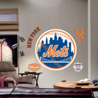 Fathead New York Mets Logo Wall Decal