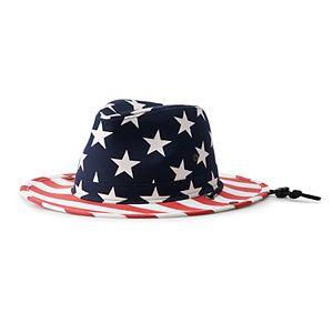 Men's Urban Pipeline? Americana Cowboy Boonie Hat