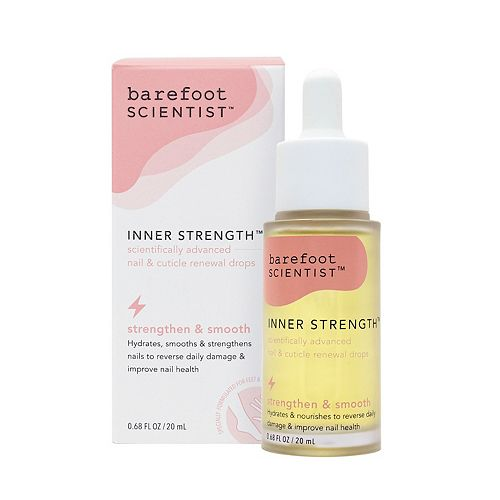 Barefoot Scientist Inner Strength Nail and Cuticle Renewal Drops