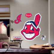Fathead® Cleveland Indians Logo Wall Decal