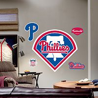 Fathead® Philadelphia Phillies Logo Wall Decal