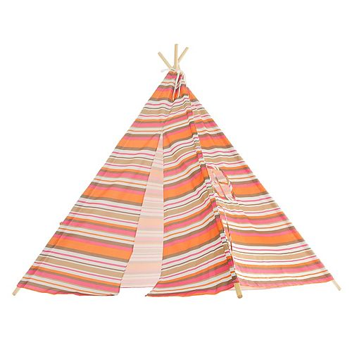 Hey! Play! Indoor/Outdoor Kids' Teepee