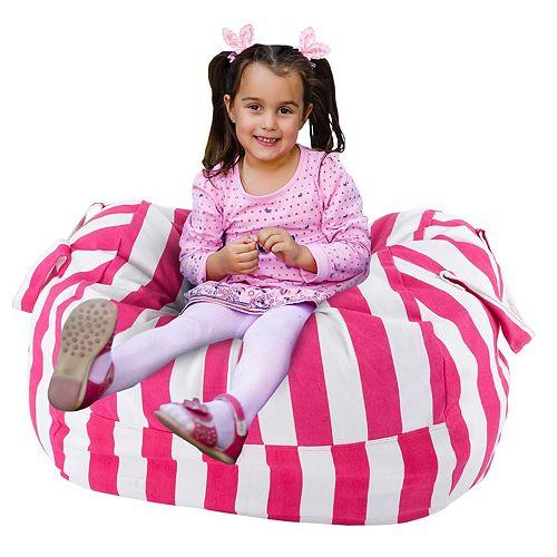 Hey! Play! Stuffed Animal Storage Chair