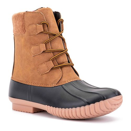 Olivia Miller Been Around The World Women's Water Resistant Winter Boots