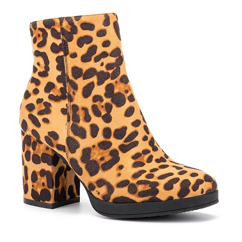 Olivia Miller Fly Women's Ankle Boots