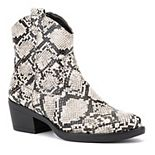 Olivia Miller Secret Keeper Women's Ankle Boots
