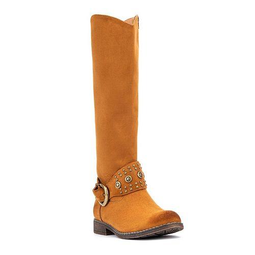 Olivia Miller Last Kiss Women's Tall Boots