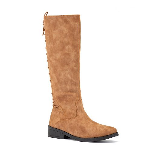 Olivia Miller Kickin It Women's Tall Boots