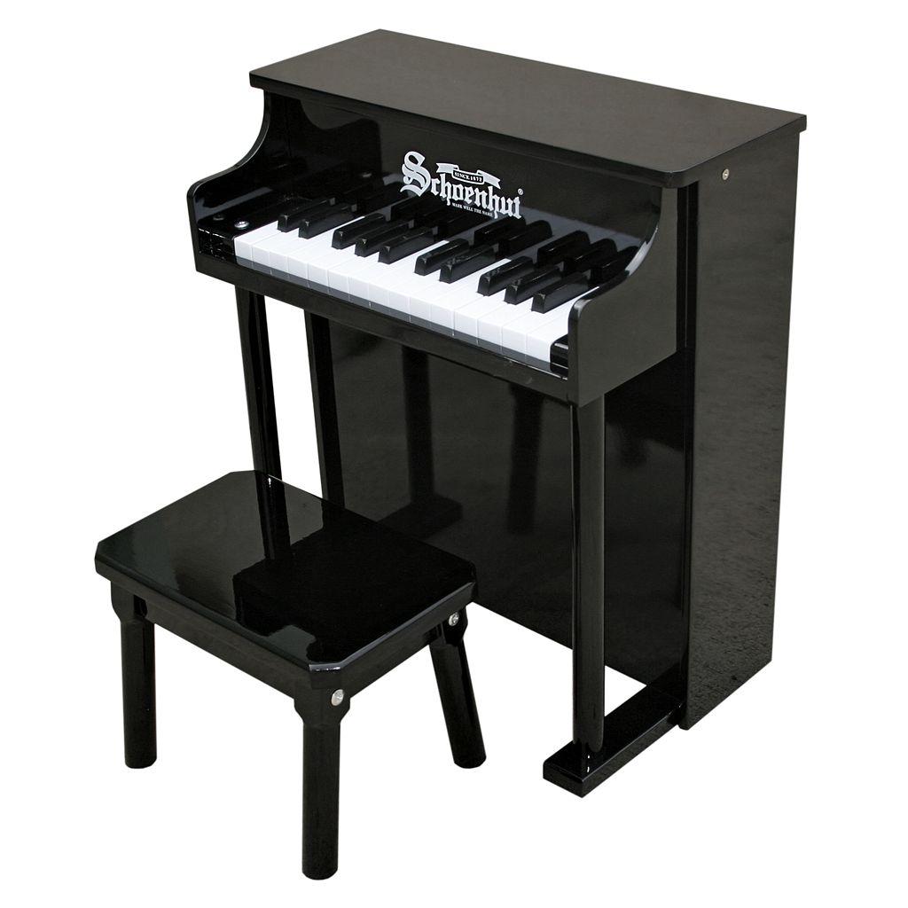 Schoenhut 25-Key Traditional Spinet Toy Piano