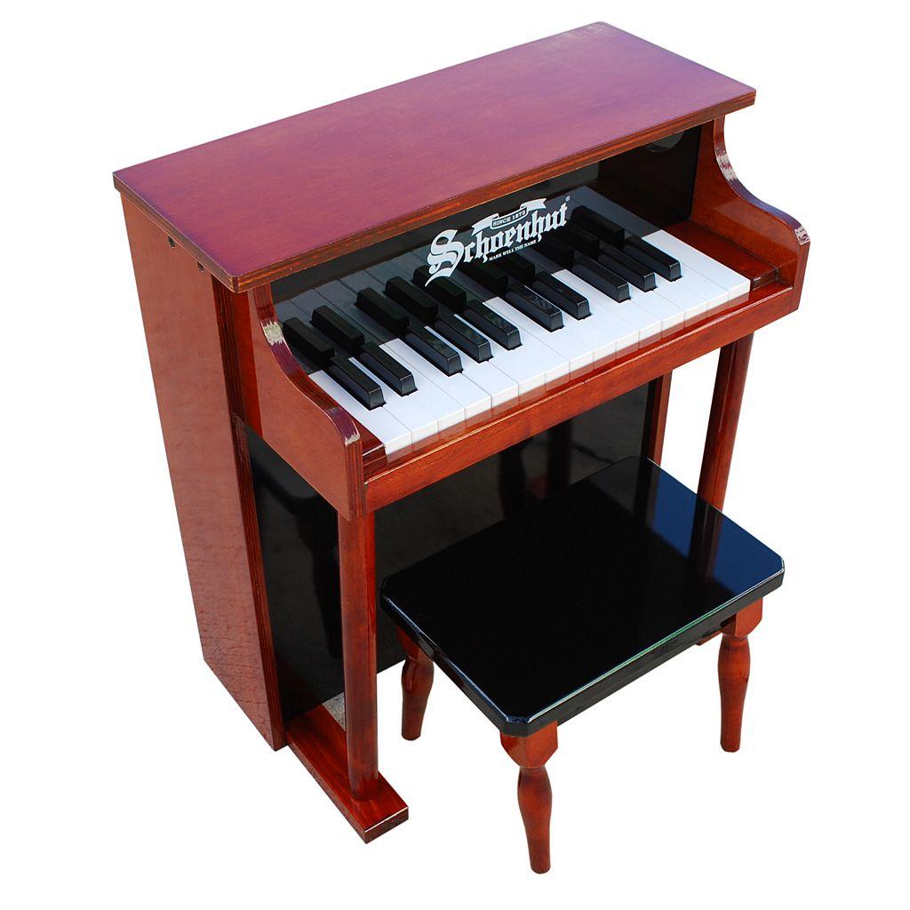 Schoenhut® 25-Key Traditional Spinet Toy Piano