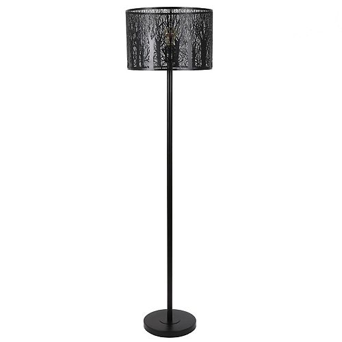 Decor Therapy Edgar Forest Floor Lamp
