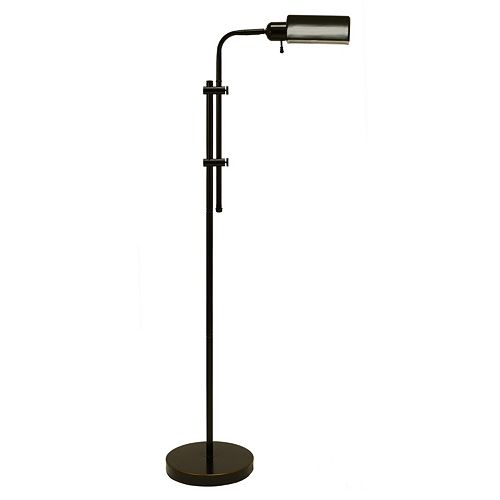 Decor Therapy Adjustable Pharmacy Floor Lamp