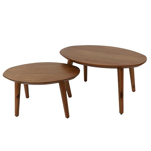 Decor Therapy Nesting Table 2-pc. Set