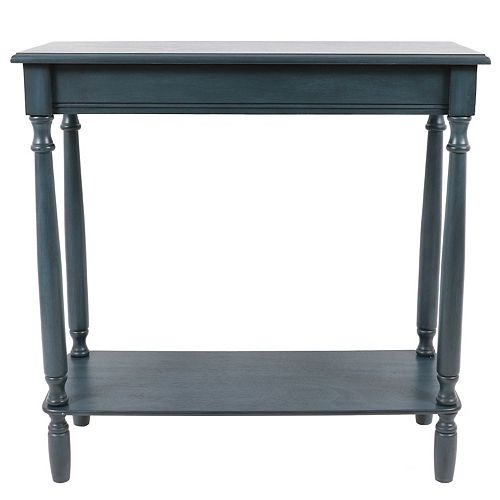 Decor Therapy Simplify Rectangular Console Table