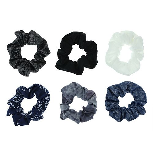 SO® 6-pack Twister Hair Ties