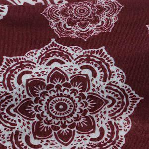SO® Floral Medallion Print Headwrap