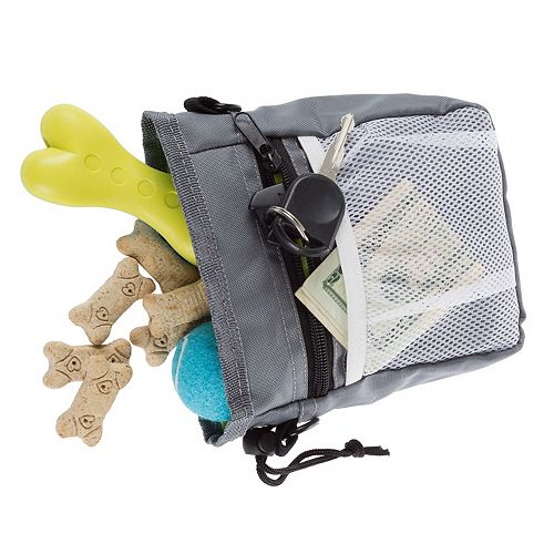 PetMaker Dog Training Treat Bag & Waste Bag Dispenser