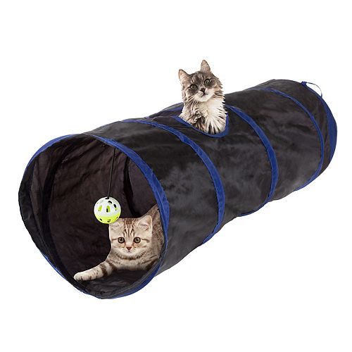 PetMaker Collapsible Cat Tunnel