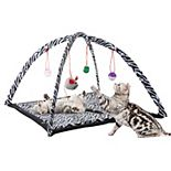 PetMaker Cat Activity Center - Interactive Play Area Station