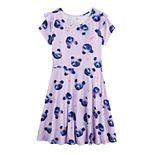 Girls 6-20 & Plus Size SO® Flutter Sleeve Dress