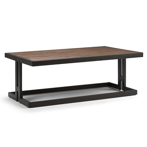 Simpli Home Erina Coffee Table