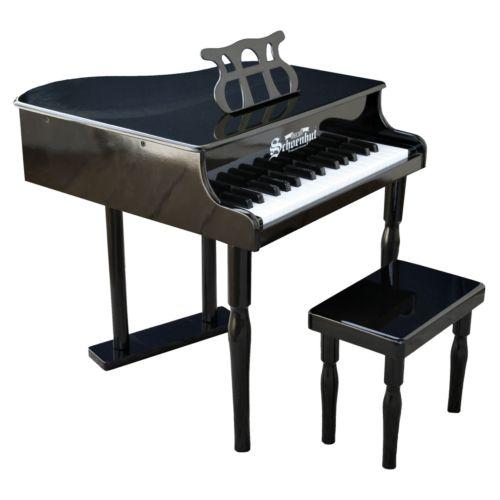 Schoenhut 30-Key Classic Baby Grand Toy Piano