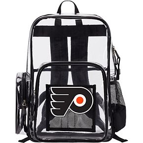 The Northwest Company Philadelphia Flyers Dimension Clear Backpack