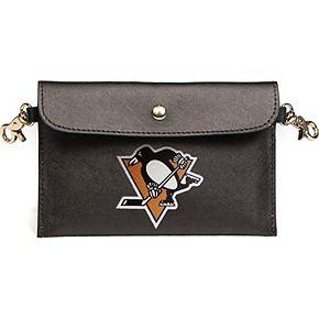 Women's Cuce Pittsburgh Penguins Huddle Up Hip Bag