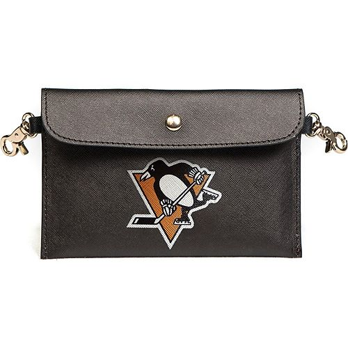 Women's Cuce Pittsburgh Penguins Huddle Up Hip Bag