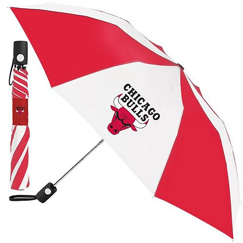 "WinCraft Chicago Bulls 42"" Primary Logo Folding Umbrella"