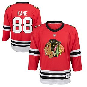 Toddler Patrick Kane Red Chicago Blackhawks Replica Player Jersey