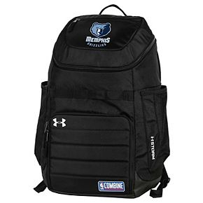 Under Armour Memphis Grizzlies NBA Undeniable Backpack